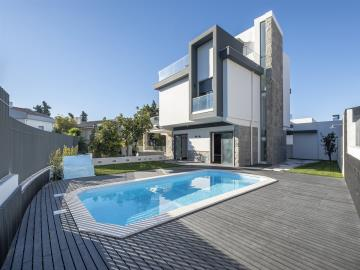 Detached house, Restelo, Lisboa