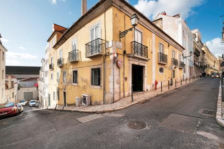 Immeuble, Principe Real, Lisboa