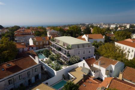 Apartamento, Oeiras, centro histórico, Oeiras